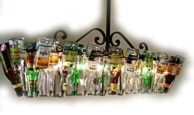 40 Bottle Pool Table Light
