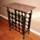 Table / Wine Rack