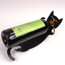 Drunken Cat Wine Cradle